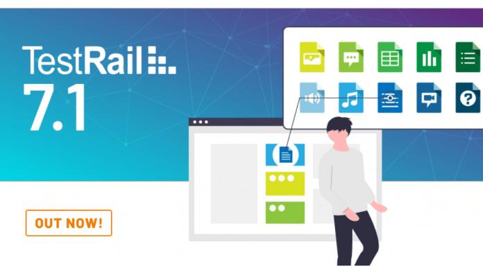 Testmanagement: TestRail 7.1 bindet Anhänge leichter ein
