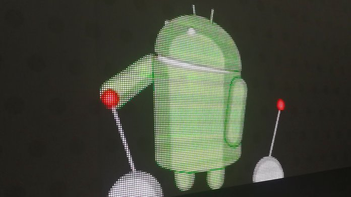 Messe, MWC, Android