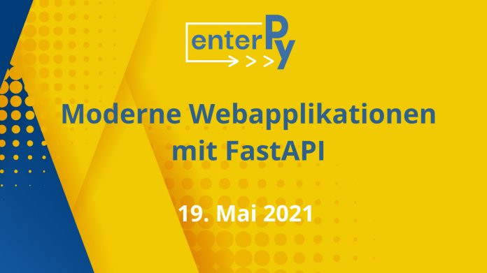 Online-Workshop: Moderne Webapplikationen mit FastAPI