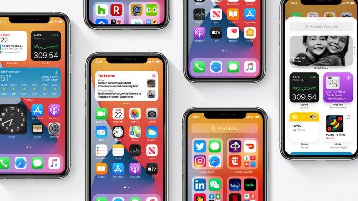 Diverse iPhones