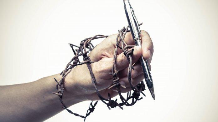 Pressefreiheit, Zensur