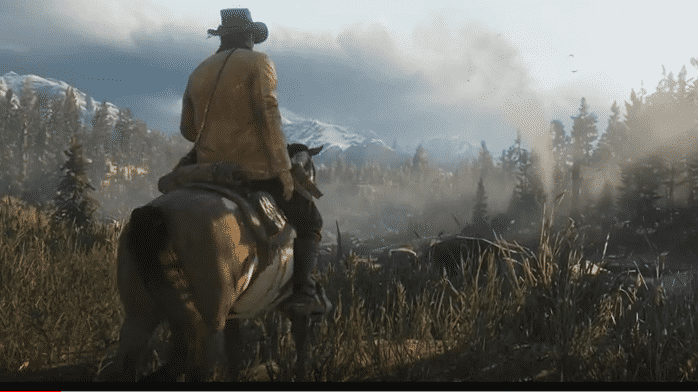Red Dead Redemption 2: Neuer Trailer zeigt beeindruckendes Grafikdesign