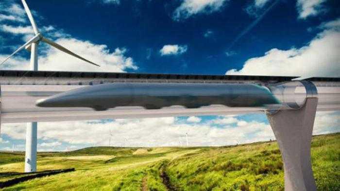 Hyperloop: 8 Kilometer in 80 Sekunden