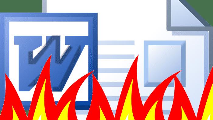 Update für Crimeware Kit Microsoft Word Intruder