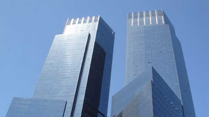 Time-Warner-Gebäude in New York
