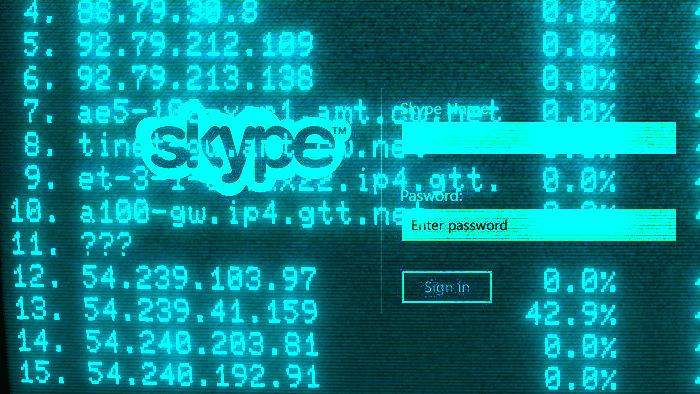 Online-Mobbing: Skype versteckt jetzt standardmäßig IP-Adressen