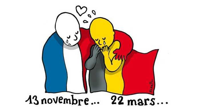 Brüsseler Anschläge: Belgische Behörden empfehlen soziale Netzwerke zur Kommunikation