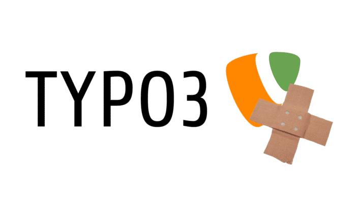 Wichtiger Sicherheits-Patch für Typo3 voraus