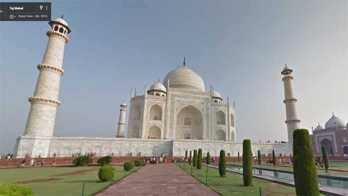Indien untersagt Aufnahmen für Google Streetview