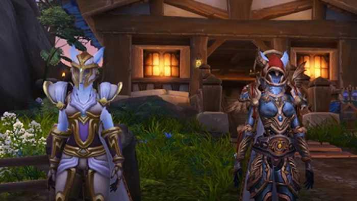 """""""World of Warcraft"""" unter OS X: Metal beschleunigt Grafik"""