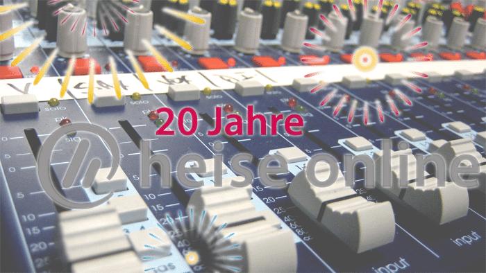 Noch einen Monat: heise-User-Party braucht eine Musik-Playlist