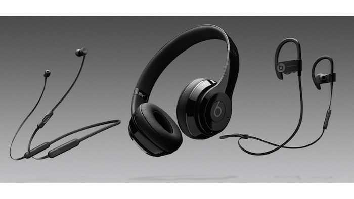 Beats mit neuen Drahtloskopfhörern inklusive Apple-W1-Chip