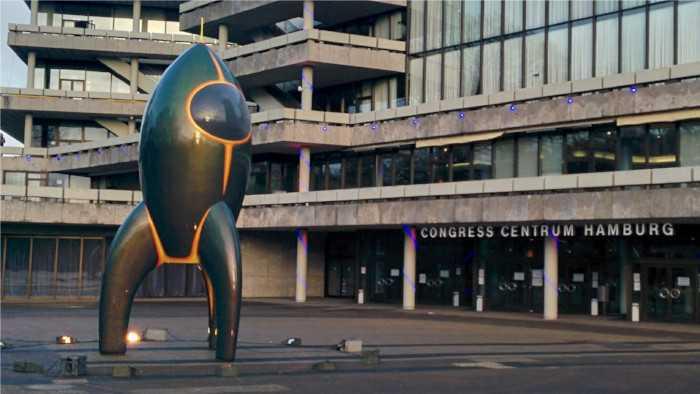 33C3: CCC-Kongress beginnt in Hamburg
