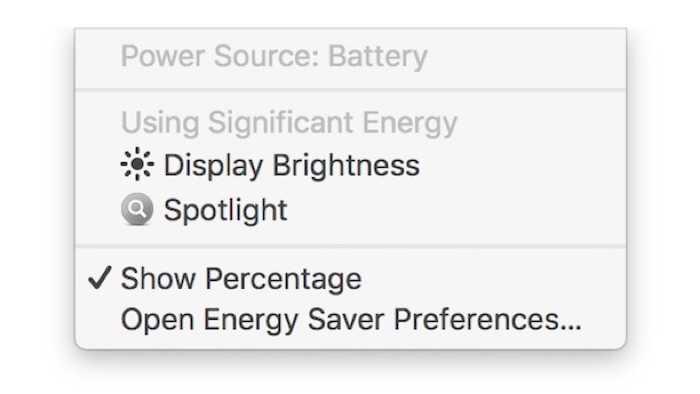 Akkusparmaßnahme: macOS warnt vor zu hellem Display