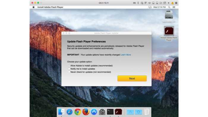 Windows-Backdoor-Malware landet auf dem Mac