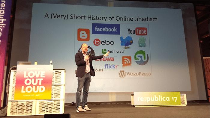 re:publica: Die Gotteskrieger des IS und das Netz