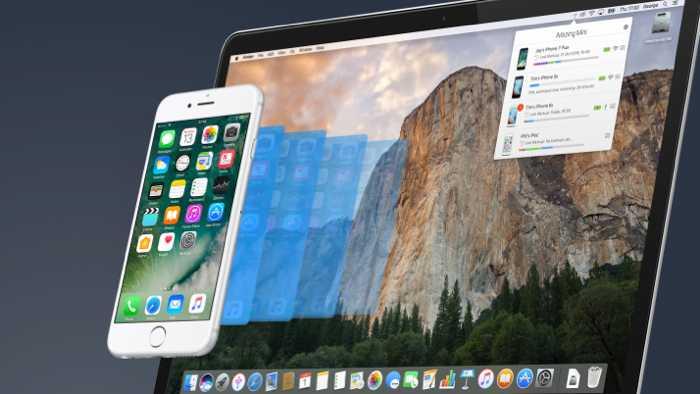 App erleichtert leichteres lokales iOS-Backup