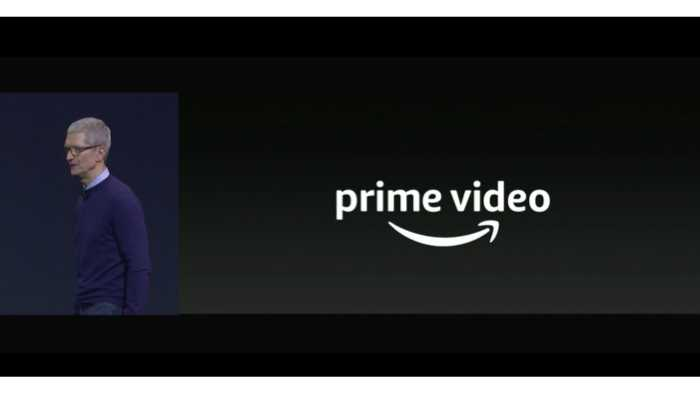 Amazon Prime Video kommt für Apple TV