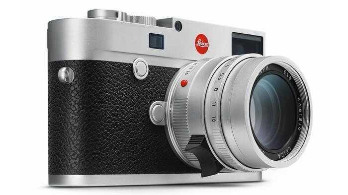 Neue Firmware füre Leica M10