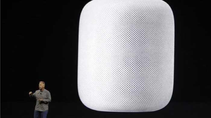 Gegen HomePod: Auch Samsung will schlauen Lautsprecher