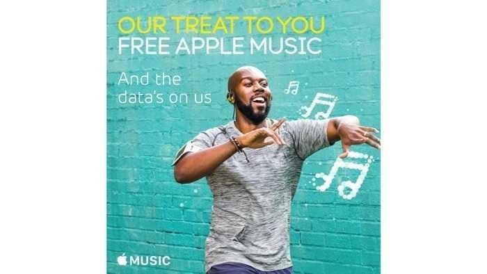 Zero Rating: Britischer Mobilfunkanbieter nimmt Apple Music aus der Volumenzählung