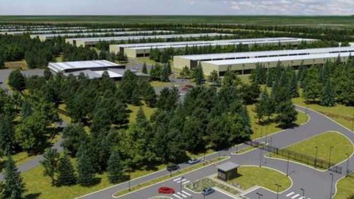 Apples irisches Rechenzentrum noch immer nicht genehmigt