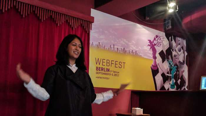 Webfest Berlin 2017: Das Fernsehen der Zukunft lebt im Netz