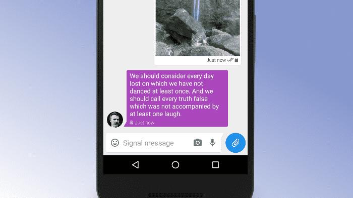 Krypto-Messenger Signal stellt Kontaktserver in einer SGX-Enklave vor