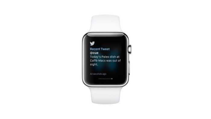 Twitter killt seine Apple-Watch-App