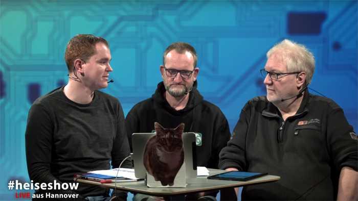 #heiseshow, live ab 12 Uhr: WannaCry, Bitcoin, Trump... – Was bleibt von 2017, was bringt 2018?