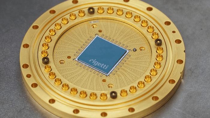 Start-up Rigetti nutzt Quantencomputer für Maschinenlern-Algorithmus
