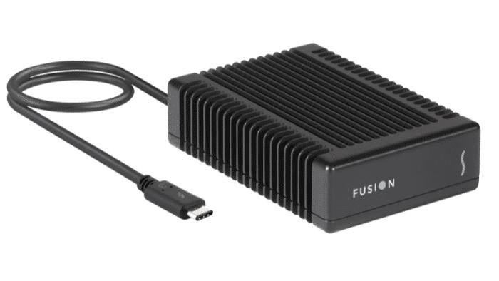 Flotte Thunderbolt-3-SSD für Macs mit viel Platz