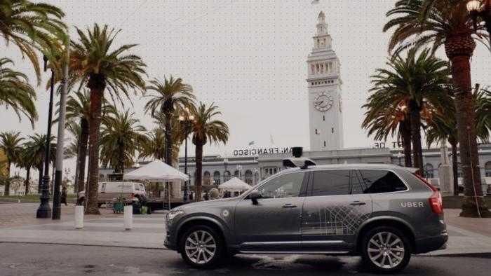 Uber-Chef: Roboterwagen könnten in wenigen Monaten wieder fahren