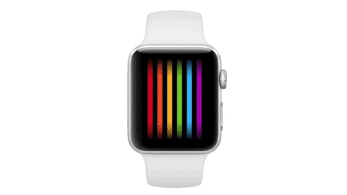 Neues LGBTQ-Zifferblatt für die Apple Watch