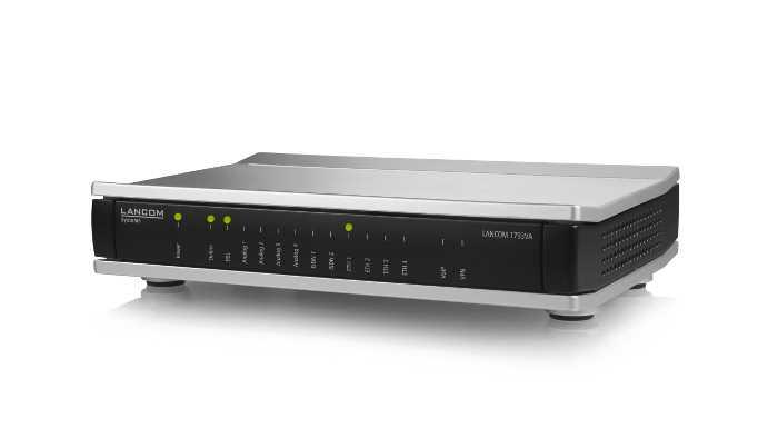Firmen-Router für Supervectoring