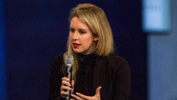 Betrugsanklage gegen Gründerin von Bluttest-Start-up Theranos