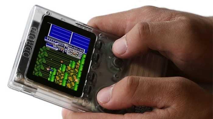 Spielekonsole Odroid Go auf ESP32-Basis
