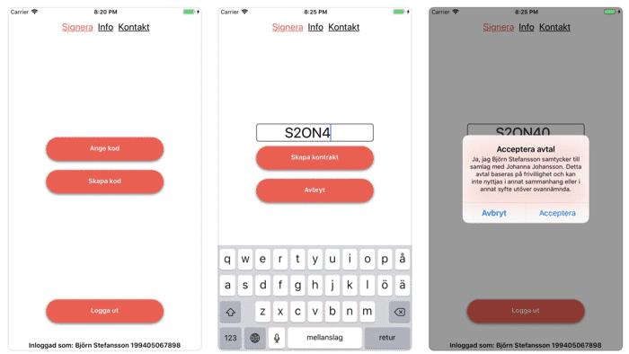 Per iPhone-App zum einvernehmlichen Sex