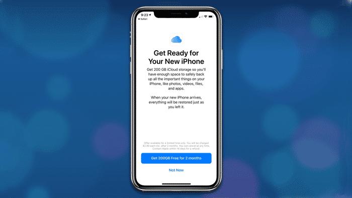 Apple verschenkt ordentlich iCloud-Speicher – aber nicht bei uns
