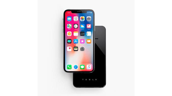 Drahtlos-Lader von Tesla fürs iPhone