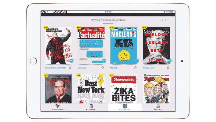 Medienrettung: Apple drängt Zeitungen zur Teilnahme an Abodienst