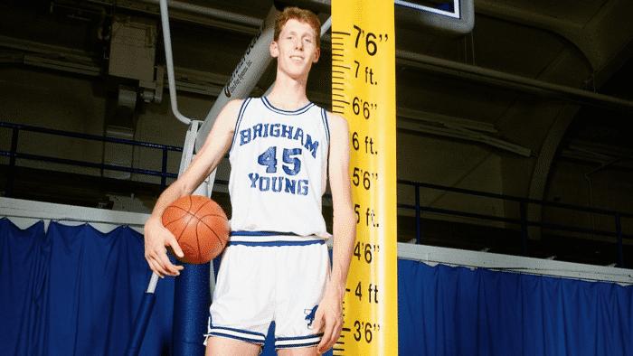 Wissenschaftler untersuchen DNA von extrem großem Ex-Basketballer Shawn Bradley