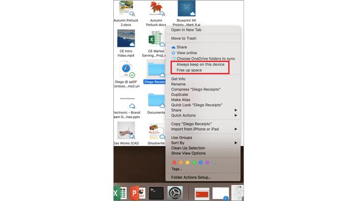 OneDrive Files on Demand kommt für den Mac