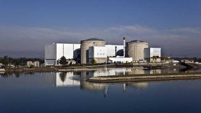 Französisches AKW Fessenheim geht bis 2022 vom Netz