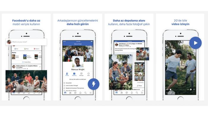 Facebook speckt unter iOS ab – aber nur in der Türkei