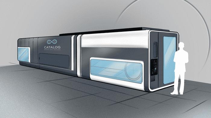 Start-up stellt Konzept für Prototypen zur Speicherung von Daten in DNA vor