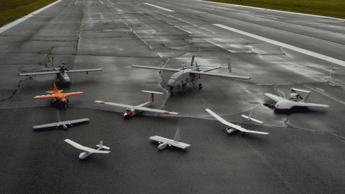 Fluggeräte sollen über 10 km mit Energie versorgt werden