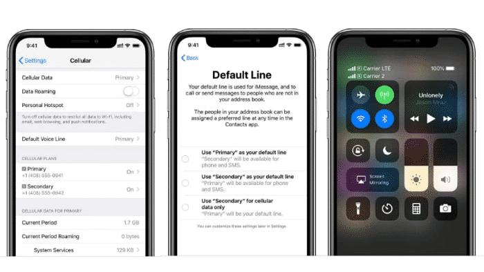 Ausprobiert: eSIM für das iPhone XS