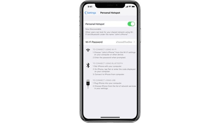 eSIM im iPhone: Hotspot-Probleme mit iOS 12.1