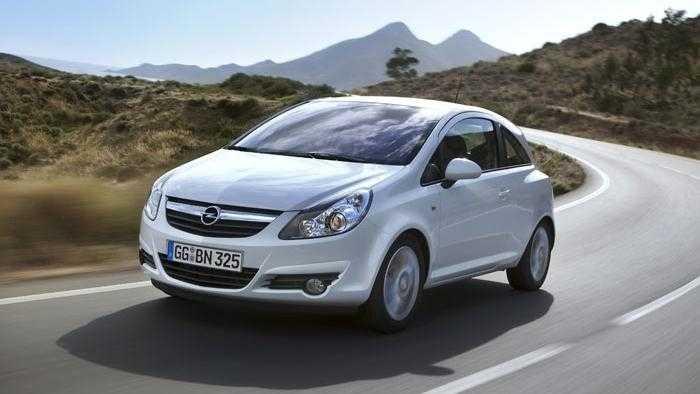 Elektroautos: Opel sieht sich auf richtigem Umweltkurs